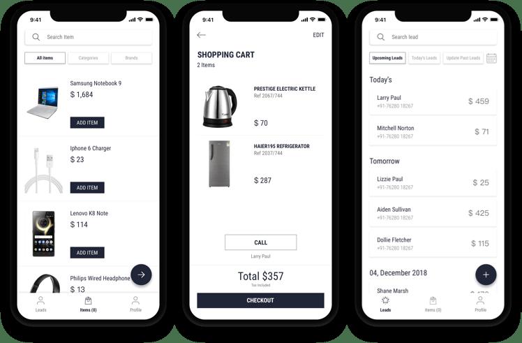Retail Sales App